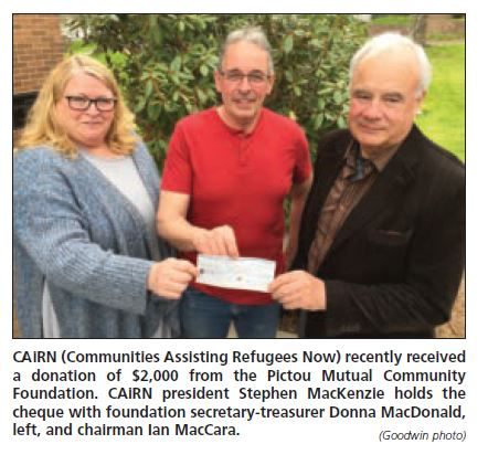 CAiRN – Communities Assisting Refugees Now
